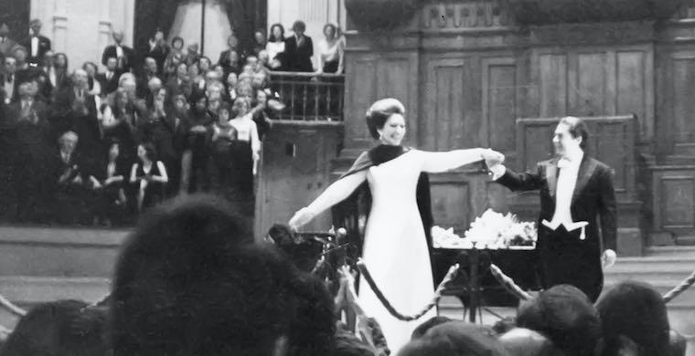Maria Callas - Amsterdam 1973