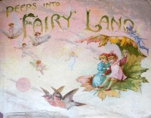 Pop-up Show - Peeps into Fairy Land