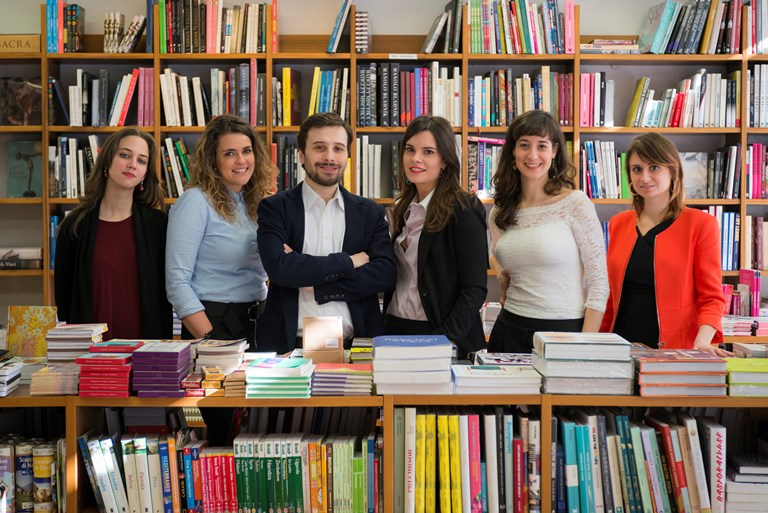 Il Team di Bookabook