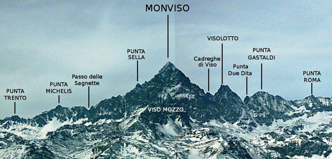 Roberto Mantovani - Monviso