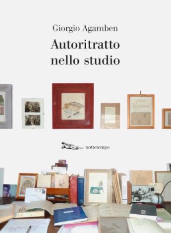 Giorgio Agamben - Autoritratto nello studio