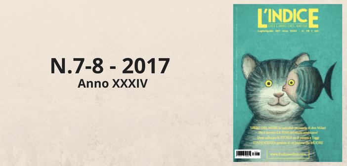 Luglio-agosto 2017 - Sommario