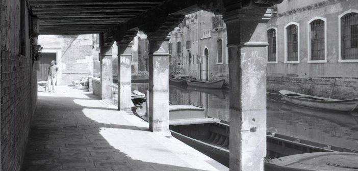 Le città letterarie: Pasquale Di Palmo – Venezia