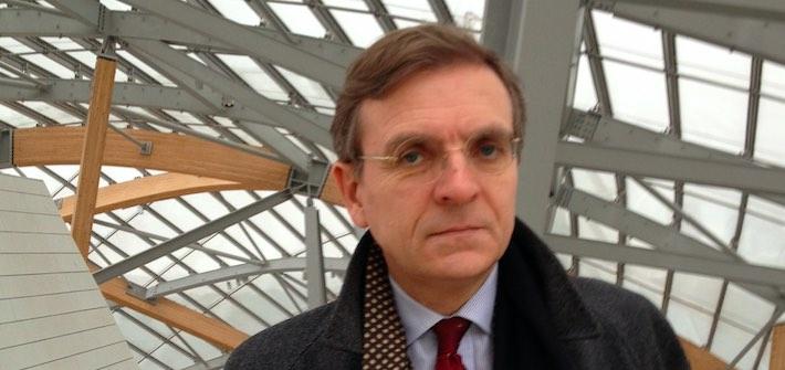 Paolo Grossi - intervista sulla promozione dell'editoria italiana all'estero