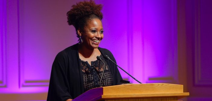 A colloquio con Tracy K. Smith, nuova poetessa laureata d'America