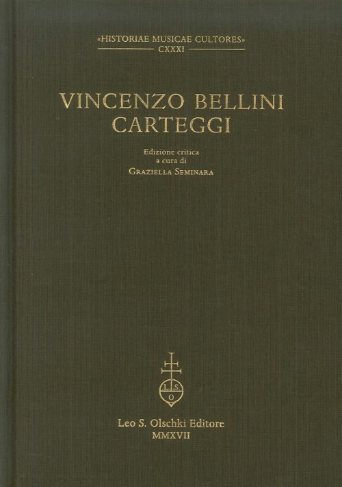 Vincenzo Bellini - Carteggi