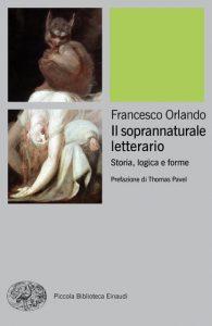 Francesco Orlando - Il sovrannaturale letterario