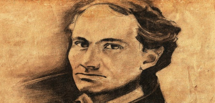 Nadar - Charles Baudelaire intimo