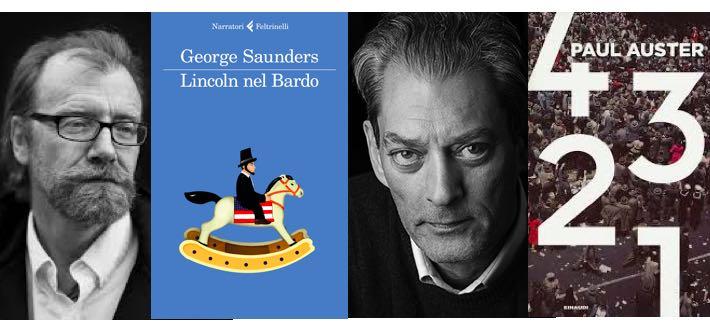 Mennella: tradurre Saunders e Auster