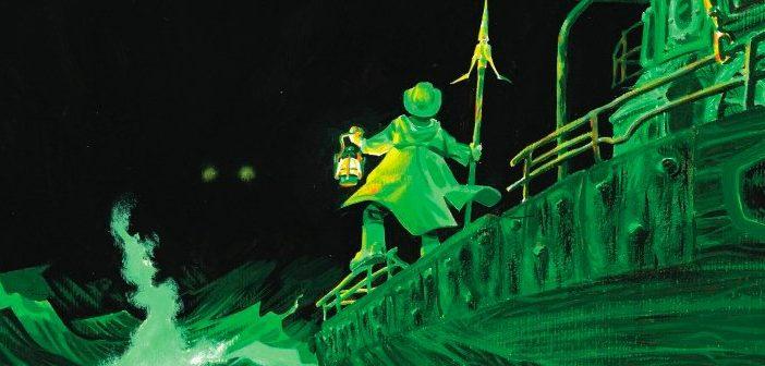 Pagani e Cannucciari: in Kraken la vera protagonista è l'atmosfera
