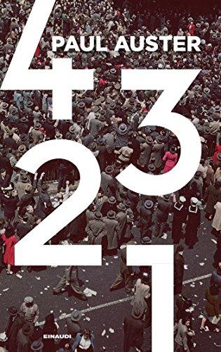 Paul Auster - 4321
