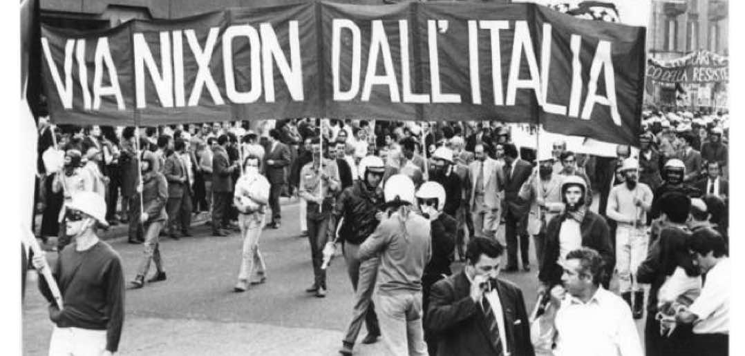 Luigi Guarna - Richard Nixon e i partiti politici italiani