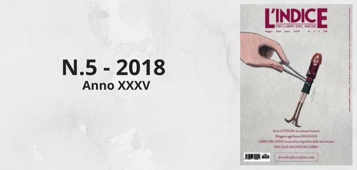 Maggio 2018 - sommario
