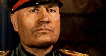 Mussolini, libro di Melis