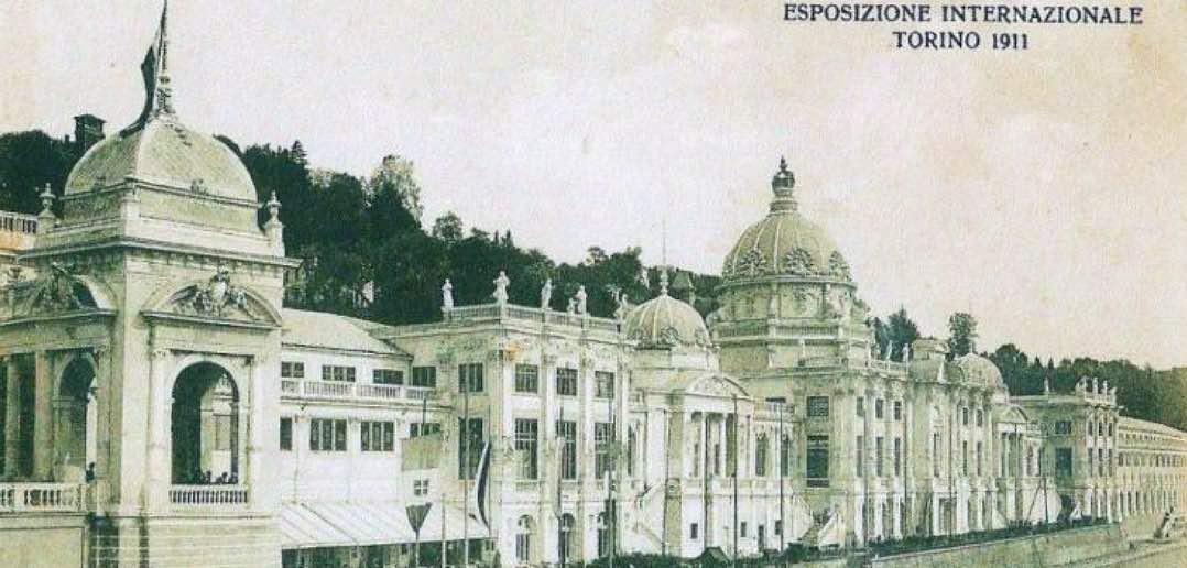 Gozzano e l'Esposizione Internazionale di Torino del 1911