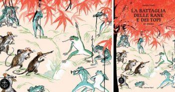 Daniele Catalli – La battaglia delle rane e dei topi