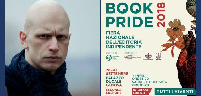 L'importanza del residuo: Giorgio Vasta e il nuovo Book Pride Genova