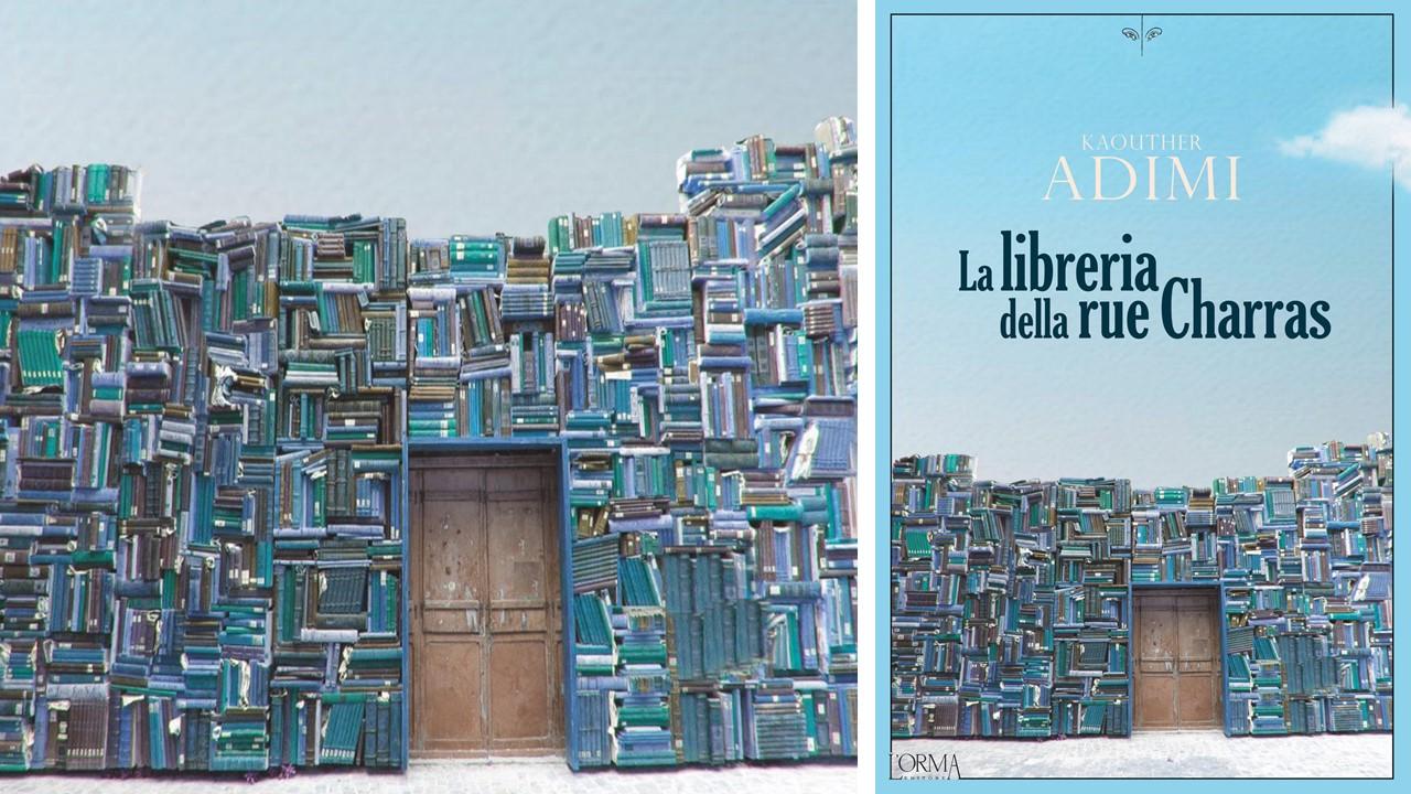 Libreria Per Libri Pesanti kaouther adimi - la libreria della rue charras | recensione