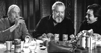 Orson Welles - The other side of the wind
