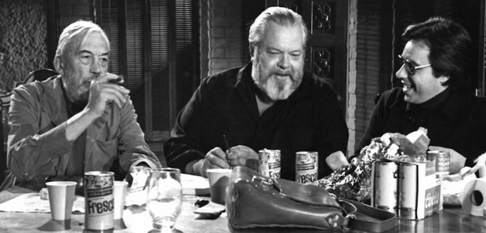 Orson Welles – The Other Side of the Wind