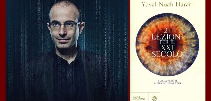La filosofia della storia di Yuval Noah Harari