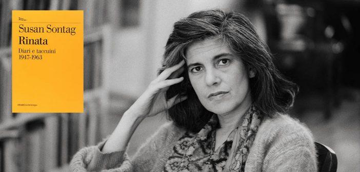 Diari e rinascite di Susan Sontag: ritratto dell'intellettuale da giovane