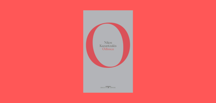 Nikos Kazantzakis – Odissea